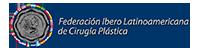 Logotipo de la Federación Iberolatinoamericana de cirugía Plástica y Reconstructiva