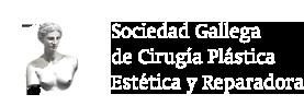 Logotipo de la Sociedad Gallega de Cirugía Plástica Estética y Reparadora
